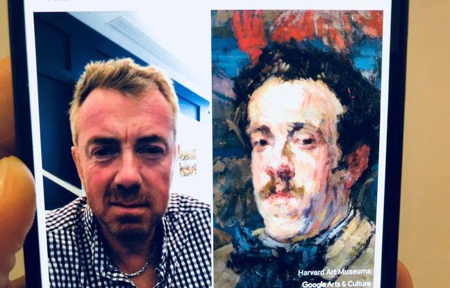 Un p'tit air de ressemblance avec le portrait de Fabian de Castro accroché au Harvard Art Museum?