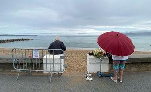 Il va beaucoup pleuvoir ce mercredi dans le Pas-de-Calais (illustration).