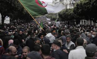 Le mouvement Hirak est de retour en Algérie