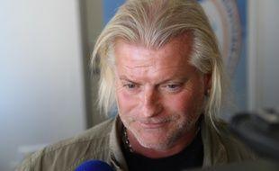 Philippe Lucas a signé sa licence avec le club de natation de Montpellier 3Muc