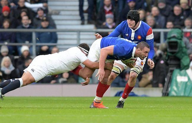 Coupe du monde de rugby: France-Angleterre annulé, les Bleus terminent deuxièmes de la poule C