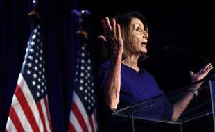 Avec la victoire des démocrates à la Chambre des représentants, Nancy Pelosi pourrait retrouver son poste de Speaker.