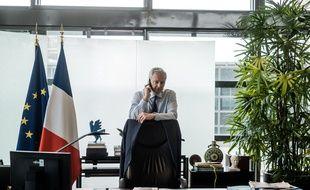 Le bureau de Bruno Le Maire, à Bercy.