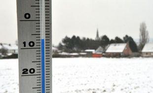 La France a enregistré localement ces derniers jours des records de froid depuis 40 ans