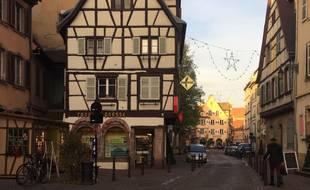 Le Tabac-Presse Obrecht à Colmar a été victime d'un vol à main armée mercredi 15 janvier.