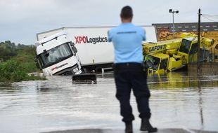 Une personne est toujours disparue au lendemain des violents orages et des pluies record qui ont frappé le Gard.