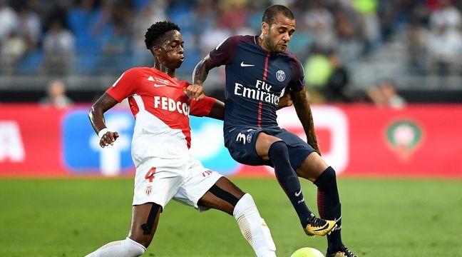 VIDEO. Trophée des champions: Le PSG fait le taf contre Monaco, Dani Alves régale ses coéquipiers