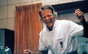 Robin Williams dans le film «Good Morning, Vietnam».