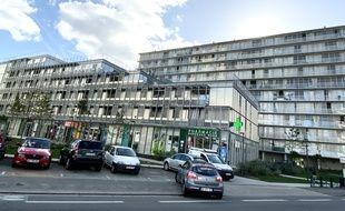 Le quartier du Grand Parc à Bordeaux