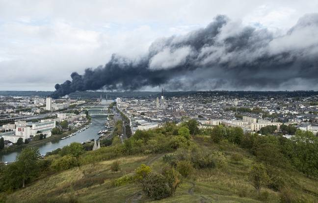 Incendie de Lubrizol à Rouen: Levée des dernières restrictions de commercialisation des produits agricoles