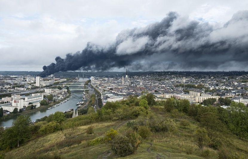 Incendie de Lubrizol à Rouen : Levée des dernières restrictions de commercialisation des produits agricoles
