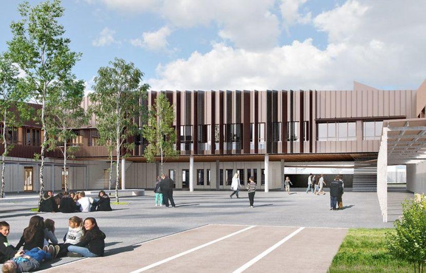 Gironde : 22 nouveaux collèges en cinq ans, le plus important plan de France déployé dans le département