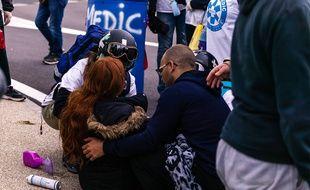 Deux jeunes filles ont été prises en charge samedi au Boulou, dans les Pyrénées-Orientales, après avoir respiré des gaz lacrymogènes.