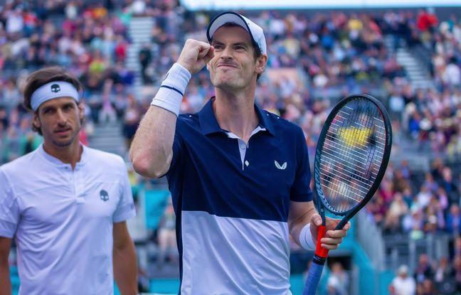 ATP: Au challenger de Majorque, Andy Murray va affronter un jeune français de 17 ans non classé