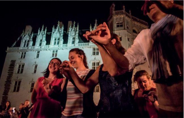 Nantes: Six heures de danse et musique pour la Nuit bretonne ce samedi soir au château