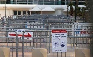 Le centre de vaccination de Nice, fermé ce samedi faute de volontaires