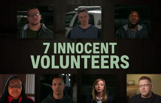 Une émission de téléréalité américaine propose de suivre le parcours de sept innocents volontaires incarcérés.