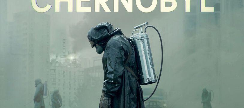 L'affiche de la série « Chernobyl »