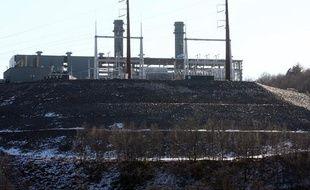 Une explosion a eu lieu le 7 février 2010 dans cette centrale de Middletown dans le Connecticut, aux Etats-Unis.