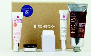 La sélection Birchbox x 20 Minutes est disponible sur http://birchbox.fr/20minutes.