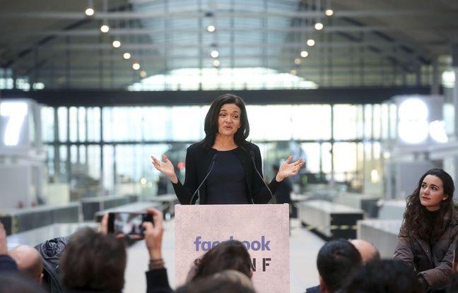 Sheryl Sandberg, numéro 2 de Facebook