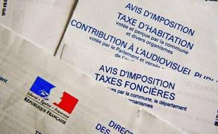 Taxe d'habitation. Photo d'illustration.