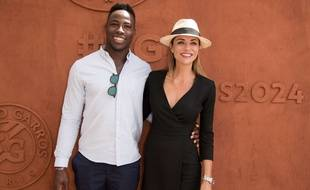 Ariane Brodier et son compagnon, Fulgence Ouedraogo.