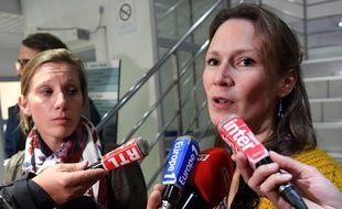 Isabelle Taymans-Grassin, médecin généraliste et mère d'une fillette née sans main en 2012.