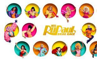 Les drag queens de la saison 11 de «RuPaul's Drag Race»