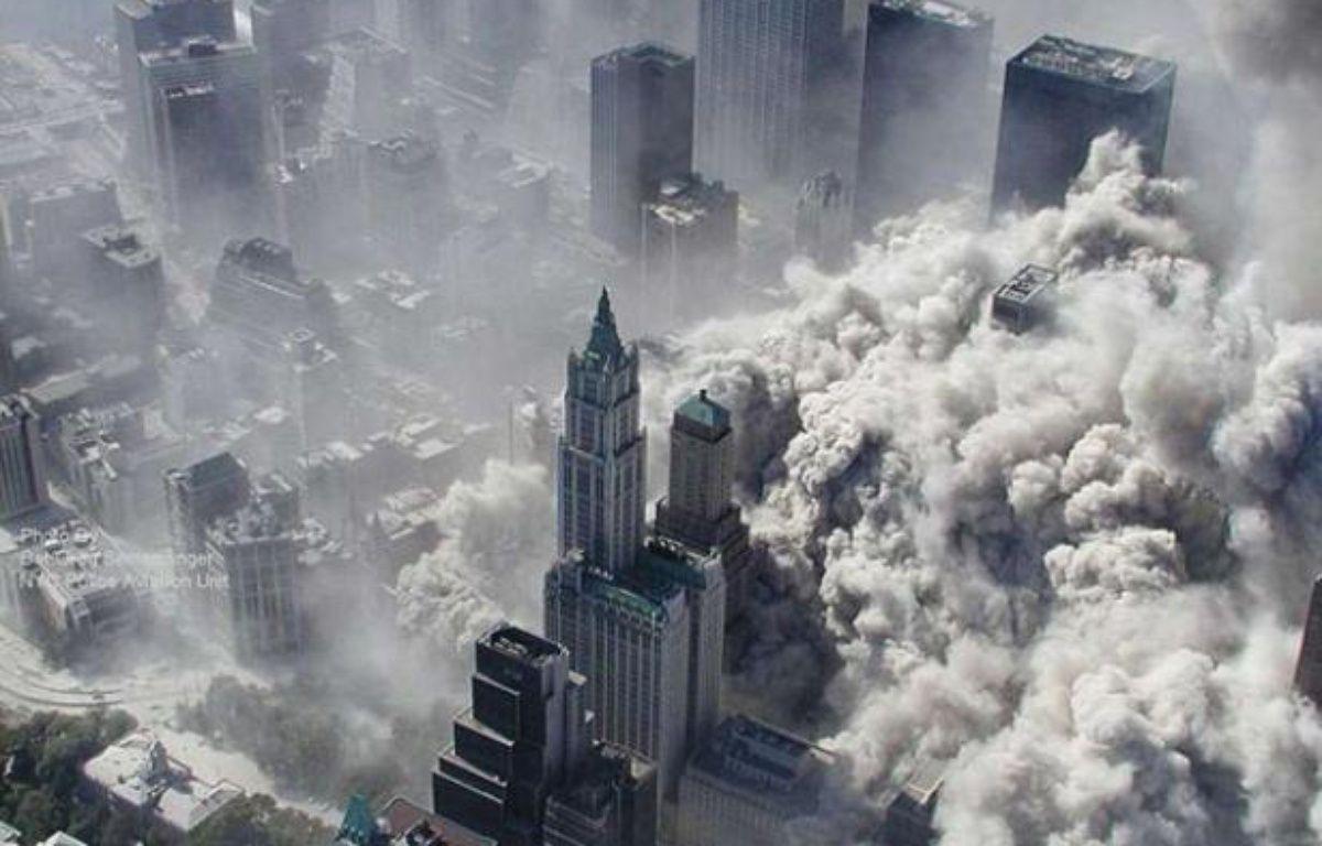 Photo prise le 11 septembre 2001, à New York – Greg Semending/SIPA