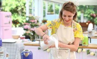 Rachel, gagnante de la saison 6 du «Meilleur pâtissier» sur M6