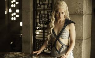 Daenerys Targaryen dans la saison 4 de Game of Thrones