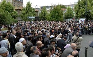 Des centaines de personnes, 400 selon la police, un millier selon les organisateurs, se sont rassemblées samedi à Argenteuil (Val-d'Oise) pour dénoncer l'islamophobie, après des agressions de femmes voilées dans la ville.