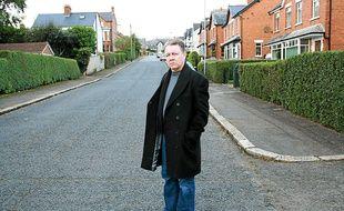 Ancien proche de l'IRA et ex-braqueur, Sam Millar est passé à l'écriture.
