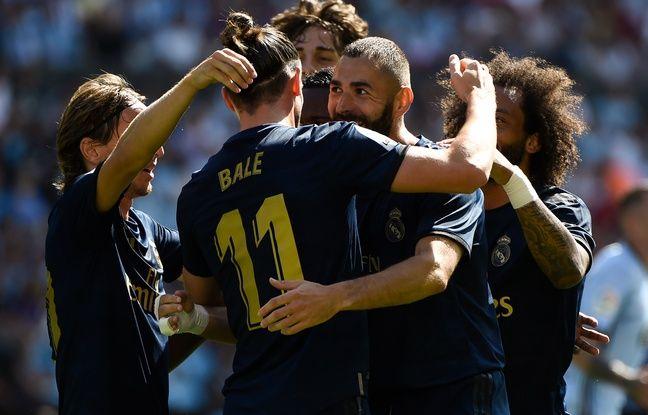 Liga: Contrairement au Barça, le Real commence la saison par une victoire (avec Gareth Bale, si, si)