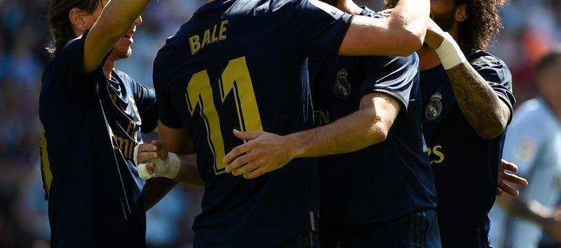 Benzema a marqué pour le premier match de la saison du Real.
