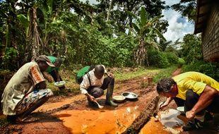 Des chercheurs de l'IRD au Cameroun (photo d'illustration).