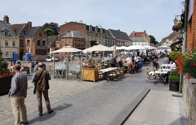 Le village de Cassel, dans le Nord, a été élu village préféré des français 2018.