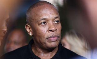 Dr Dre à Los Angeles, le 10 août 2015.