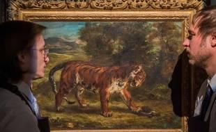 Le safari, vous le ferez au moins en peinture.