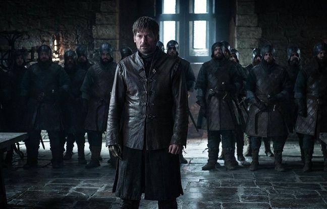 Image extraite de la saison 8 de «Game of Thrones».