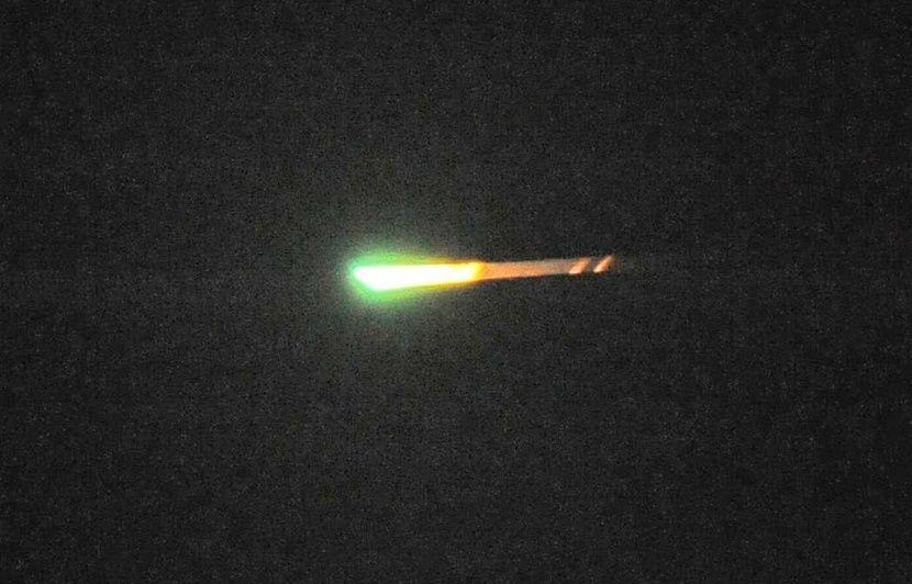 Espace: Une énorme explosion de météorite repérée avec trois mois de retard par la Nasa