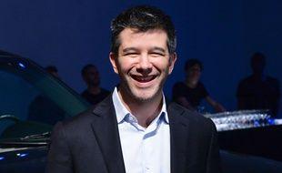 Le PDG du VTC Uber, Travis Kalanick.