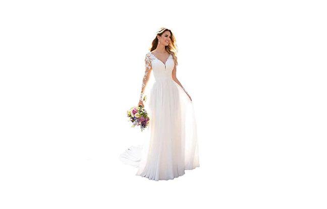 Robe de mariée Dumoo