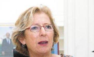 Geneviève Fioraso, la ministre de l'Enseignement supérieur