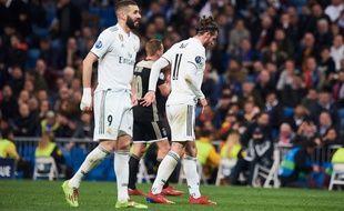 Benzema et Bale n'ont pas pu sauver le Real face à l'Ajax.