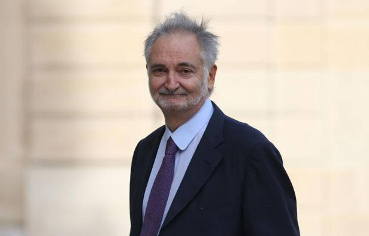 Jacques Attali, le 21 septembre 2013 – KENZO TRIBOUILLARD / AFP