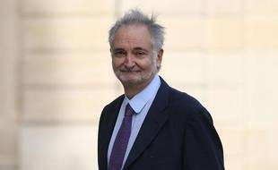 Jacques Attali, le 21 septembre 2013