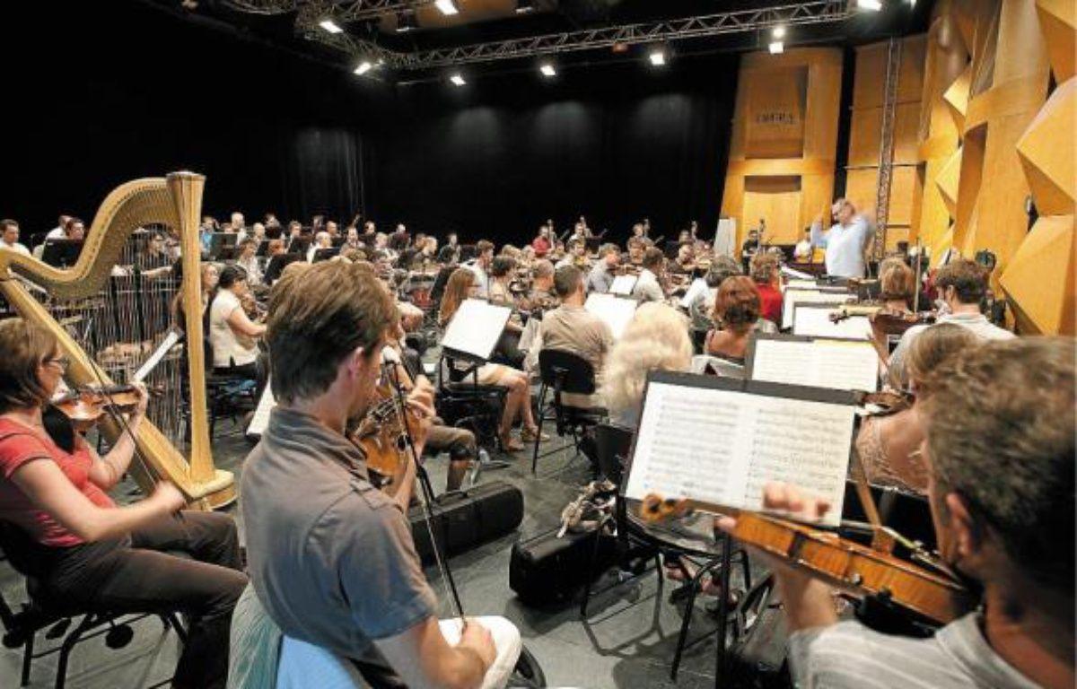 L'orchestre philarmonique de Marseille jouera des œuvres de Tchaïkovski et Ponchielli. –  p. magnien / 20 minutes