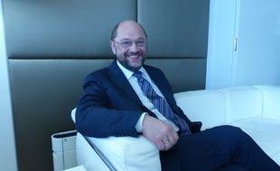 Martin Schulz est le candidat des socialistes à la présidence de la Commission européenne